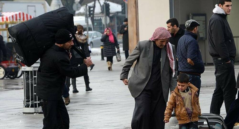 Türkiye'de ne kadar Suriyeli var? İşte yanıtı... - Sayfa 1