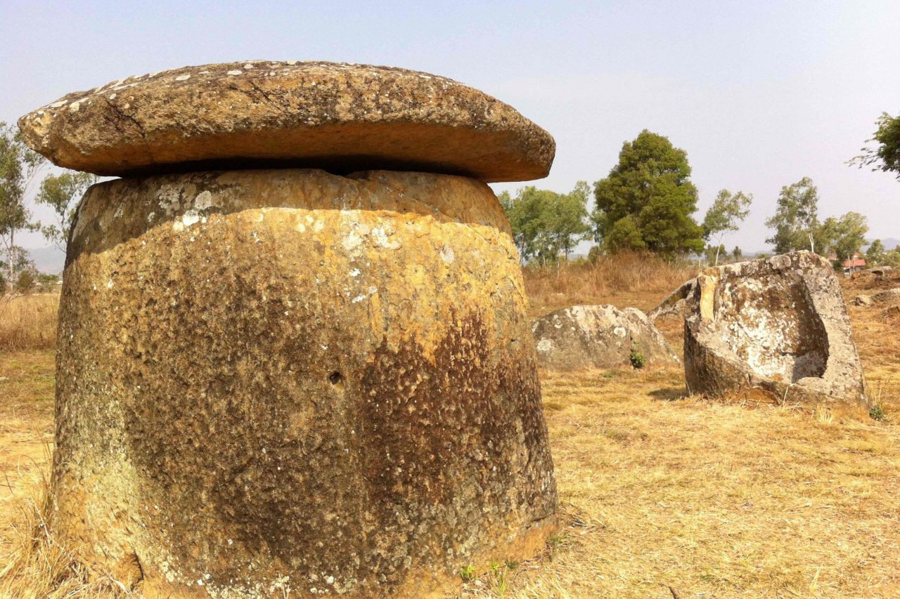 Dünya Kültür Mirası Listesindeki Gizemli Kavanozlar Ovası - Sayfa 4