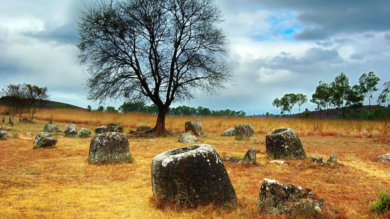 Dünya Kültür Mirası Listesindeki Gizemli Kavanozlar Ovası