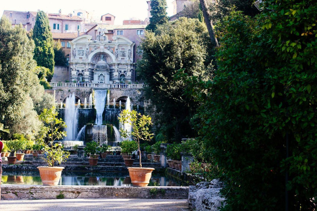 İtalya'nın Rönesans Mirası : Villa D'este - Sayfa 3