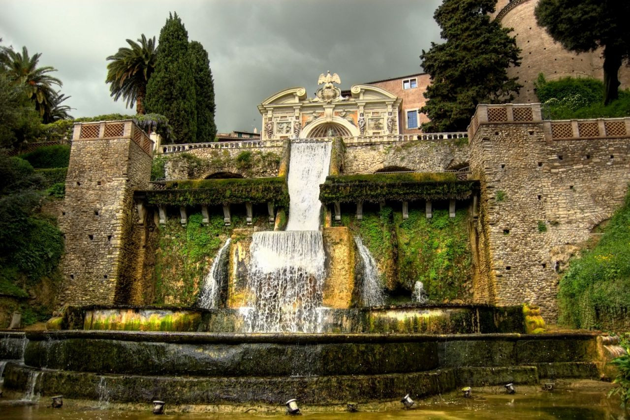 İtalya'nın Rönesans Mirası : Villa D'este - Sayfa 4