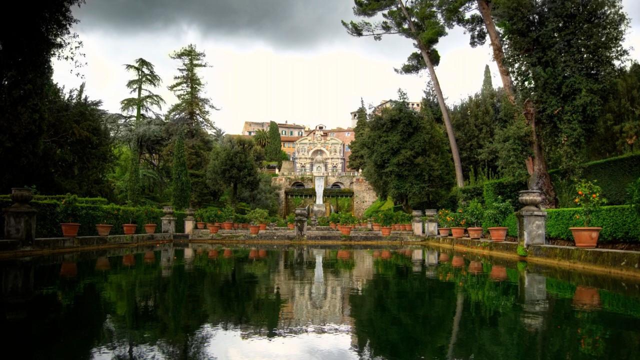 İtalya'nın Rönesans Mirası : Villa D'este