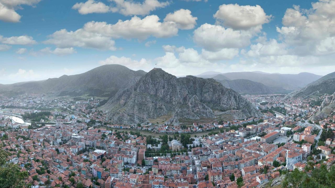Hititlerden günümüze Anadolu şehri: Amasya