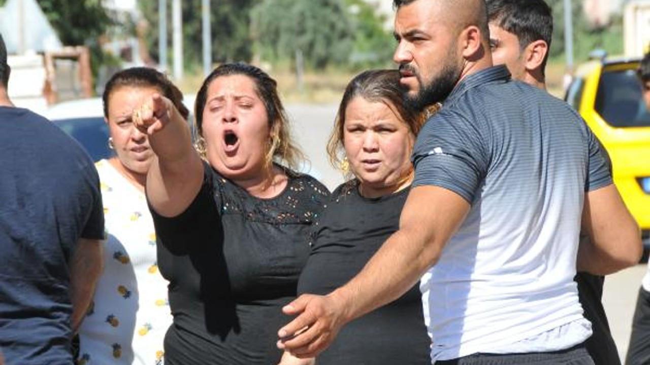 Çocukların kavgasına aileler karıştı, polis biber gazıyla müdahale etti