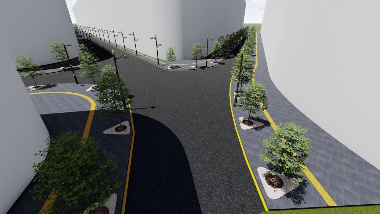 İpekyolu'nda prestijin yeni adı Demirciler Sokak olacak