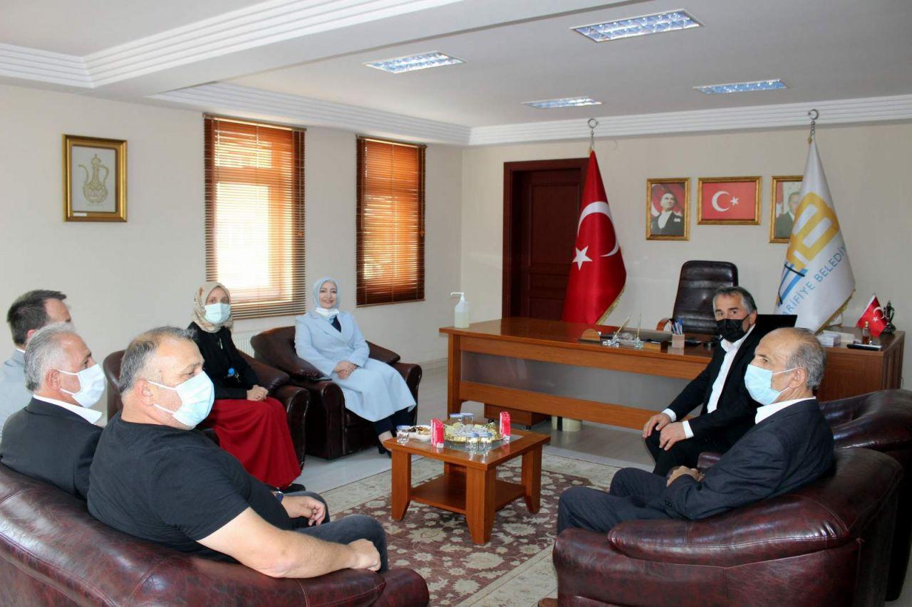 Çiğdem Erdoğan Atabek Arifiye'de Ziyaretlerde Bulundu - Sayfa 2
