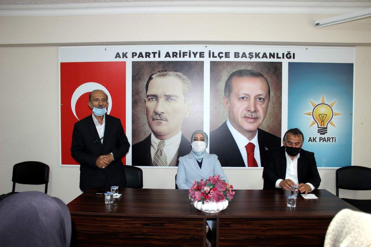 Çiğdem Erdoğan Atabek Arifiye'de Ziyaretlerde Bulundu - Sayfa 3