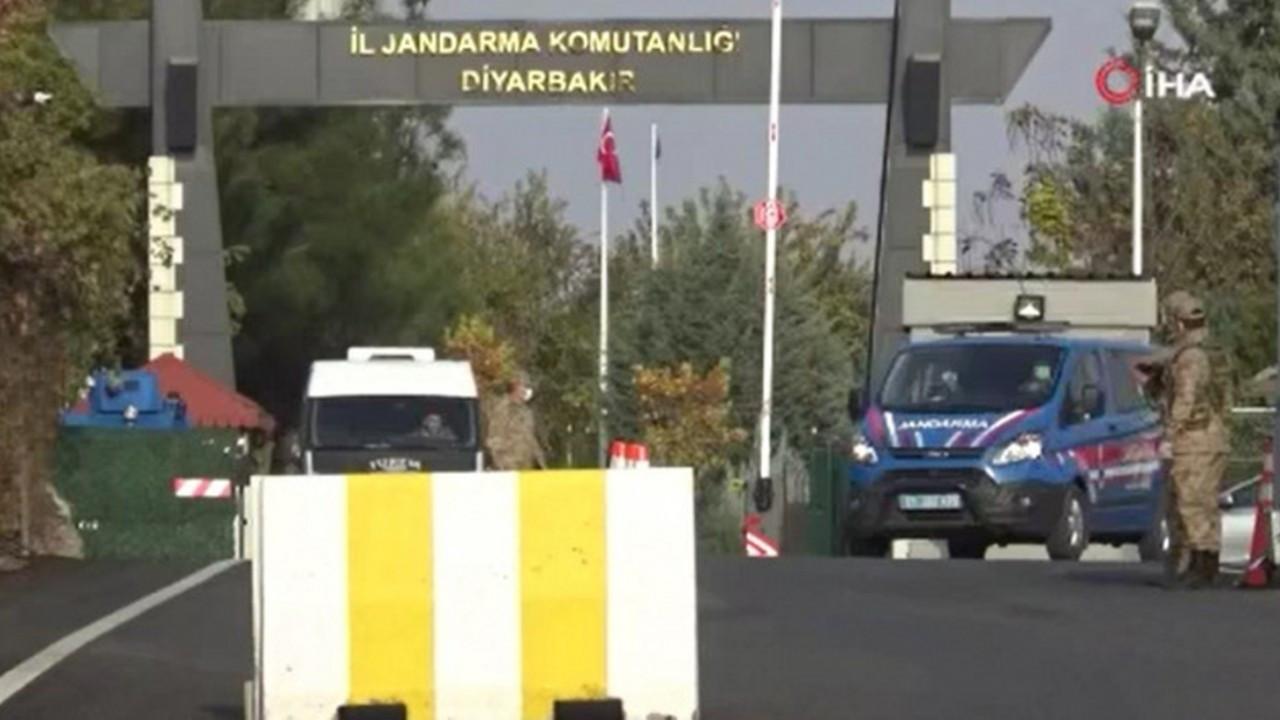Diyarbakır'da terör örgütü PKK/KCK operasyonu, 5 şüpheli tutuklandı