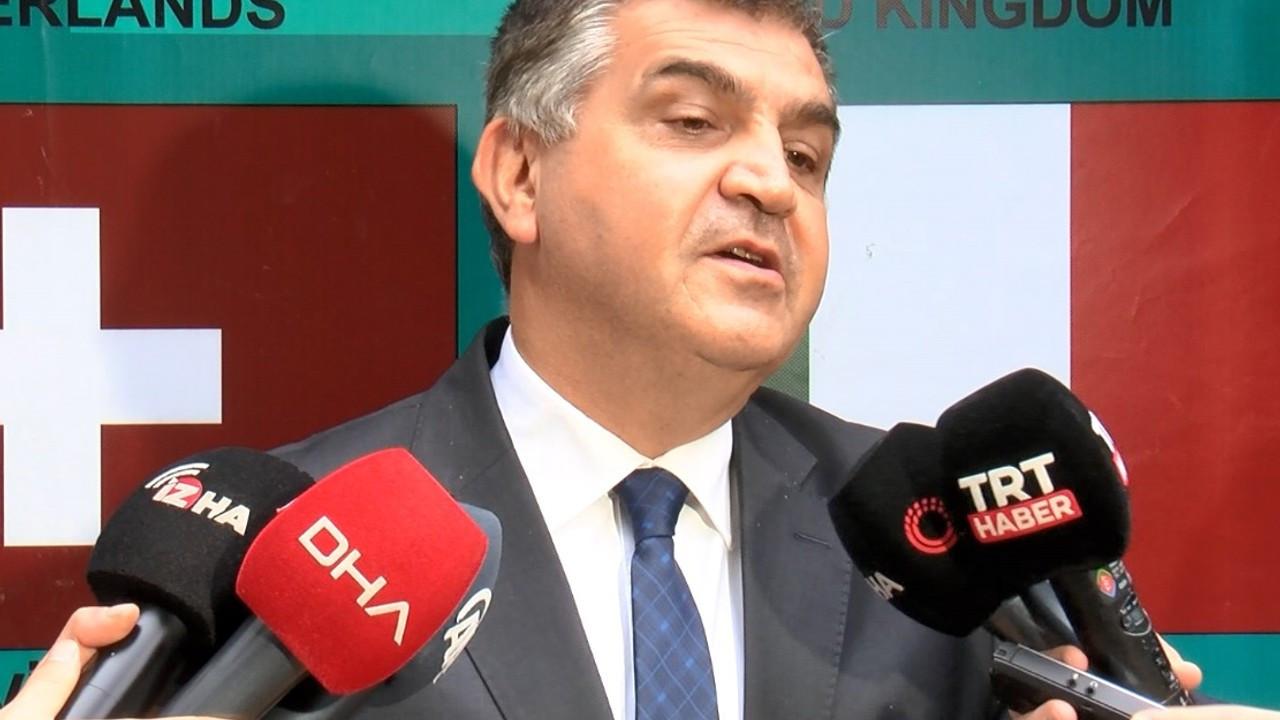 Büyükelçilerin katılımı ile 2020 Avrupa Futbol Şampiyonası Medya Günü düzenlendi