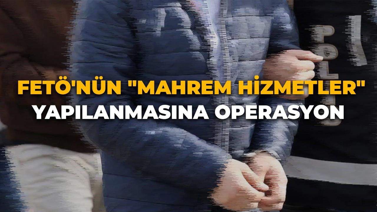 Ankara merkezli 12 ilde FETÖ operasyonu: 26 şüpheli gözaltına alındı