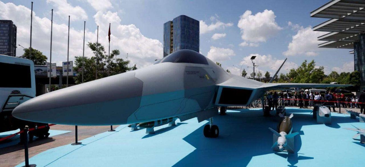 Türkiye'nin Milli Muharip Uçağı görücüye çıktı! - Sayfa 4