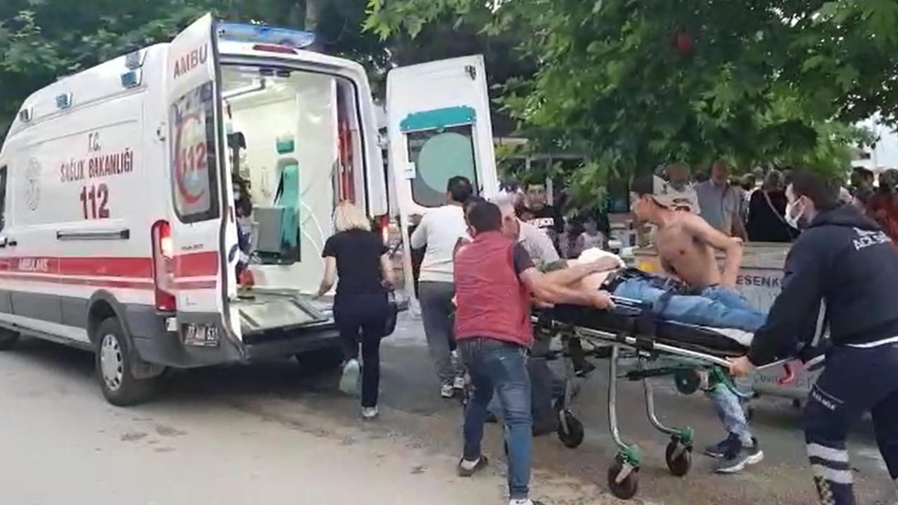 Minibüs şoförü, sıra kavgasında meslektaşınıensesinden bıçaklayıp,öldürdü