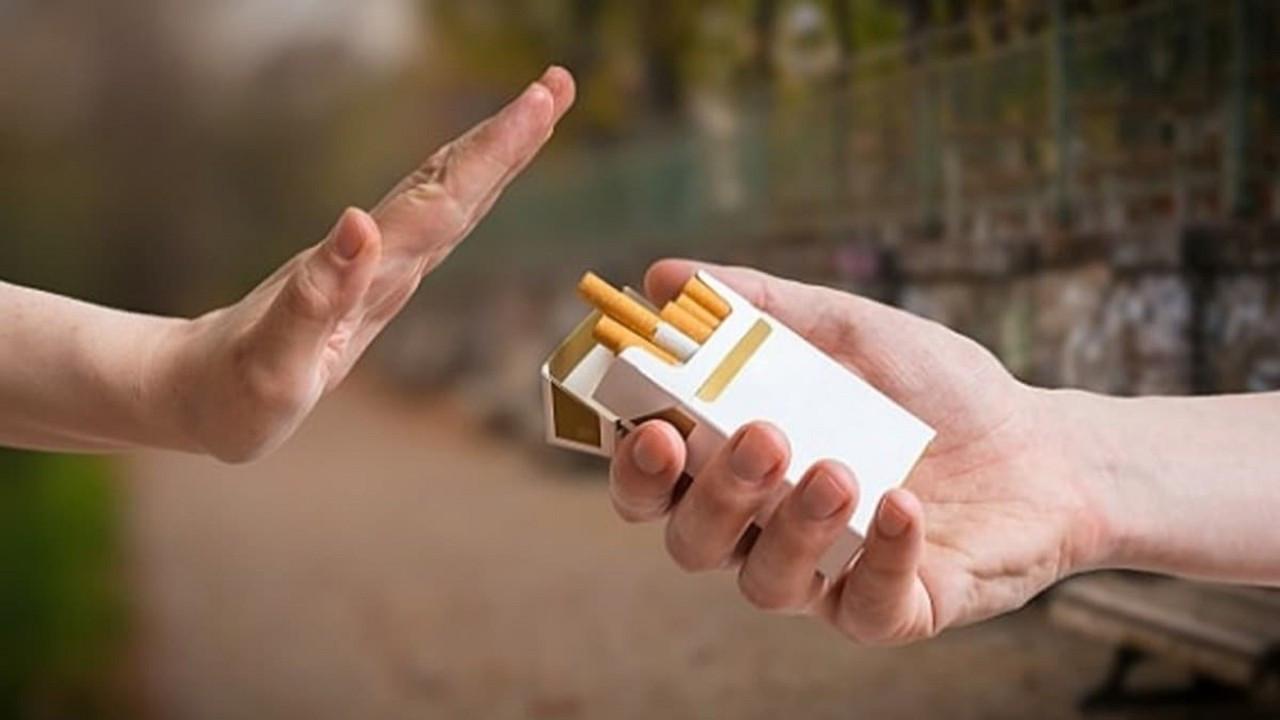 Sigarayı bırakmak isteyenlerin oranı yüzde 58'e yükseldi