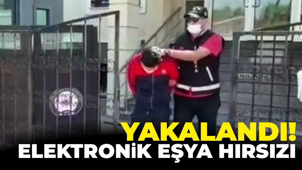 Pamukova'da PlayStation salonlarını soymuştu. Yakalandı!