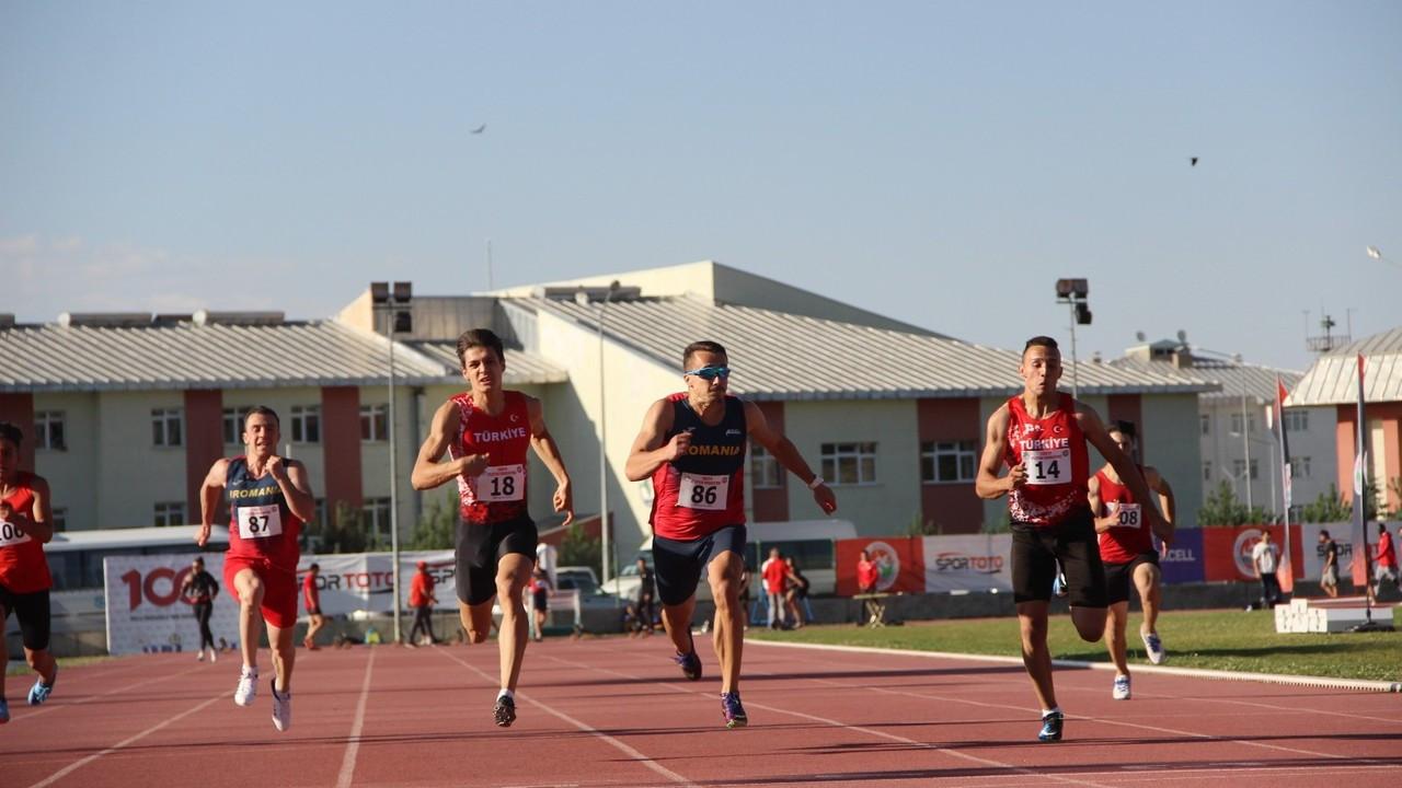 Atletler Erzurum'da ter dökecek