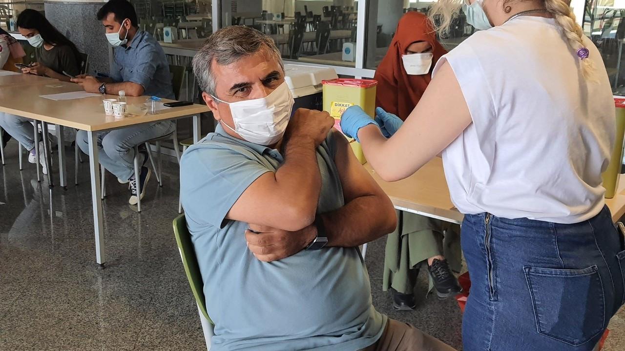 Kilis'te aşı seferberliği başladı