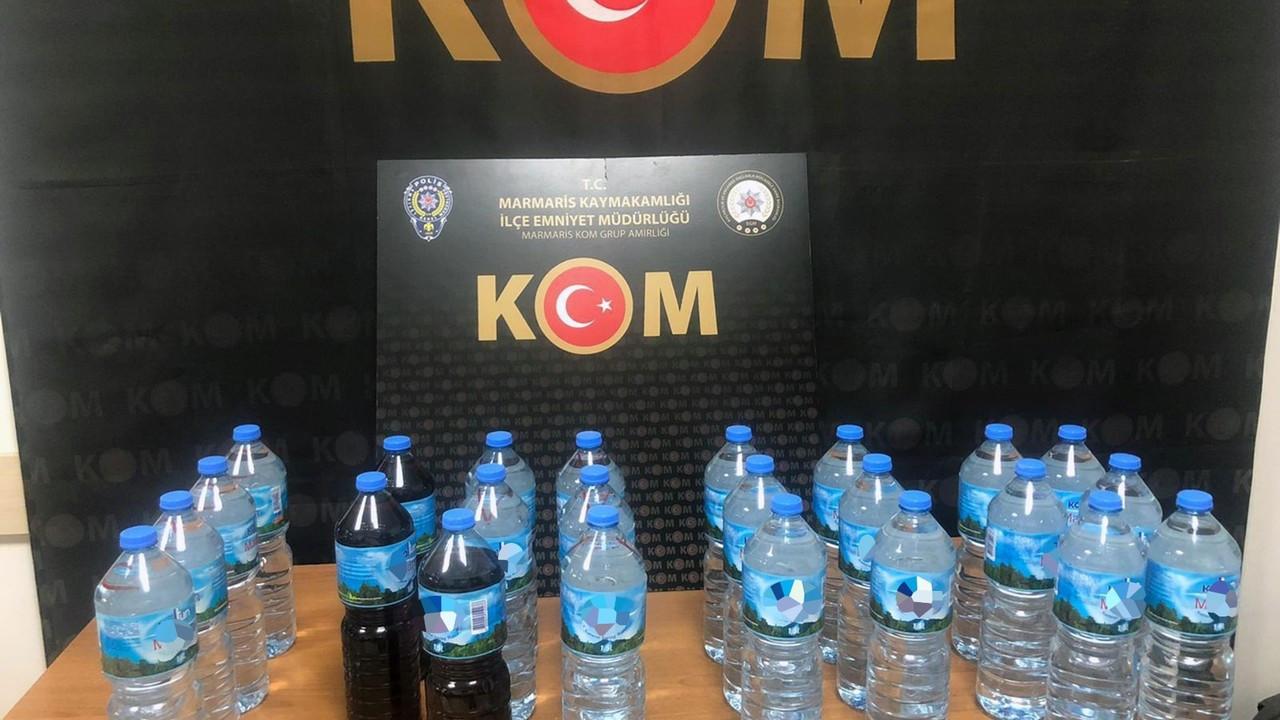Muğla'da KOM ekiplerinden dev operasyon!