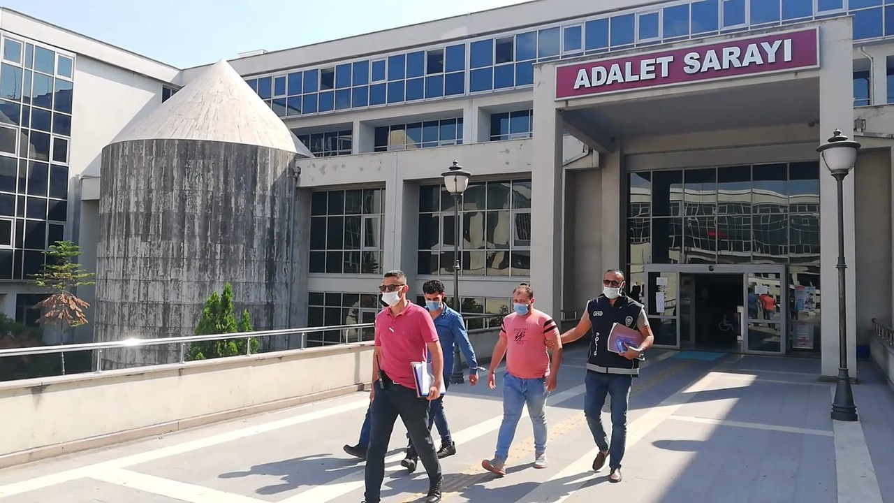 Osmaniye'de kaçak göçmenler kurtarıldı