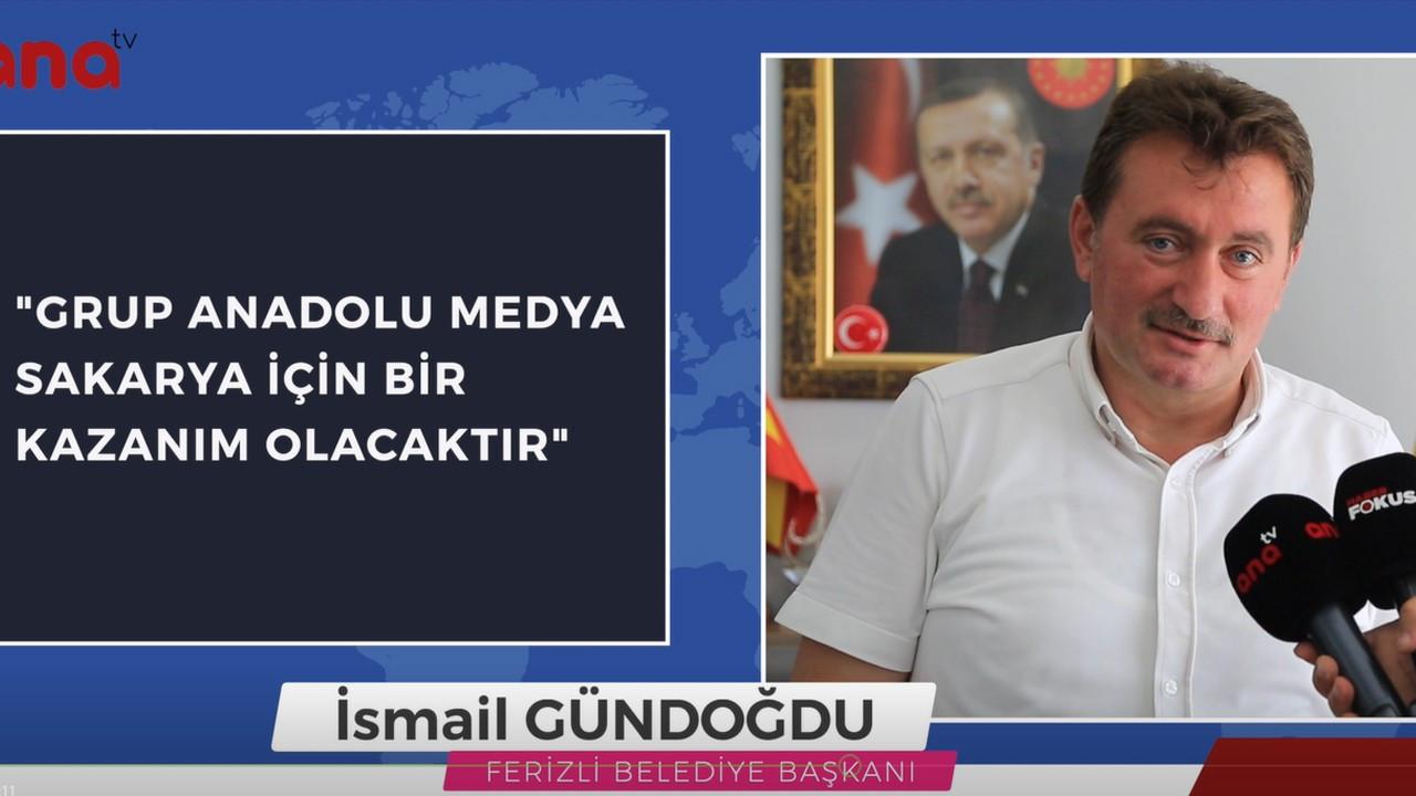 Grup Anadolu Medya Sakarya için kazanım olacaktır