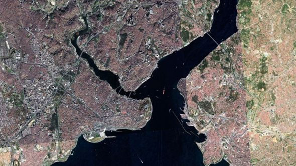 İstanbul'daki müsilaj uzaydan görüntülendi - Sayfa 2