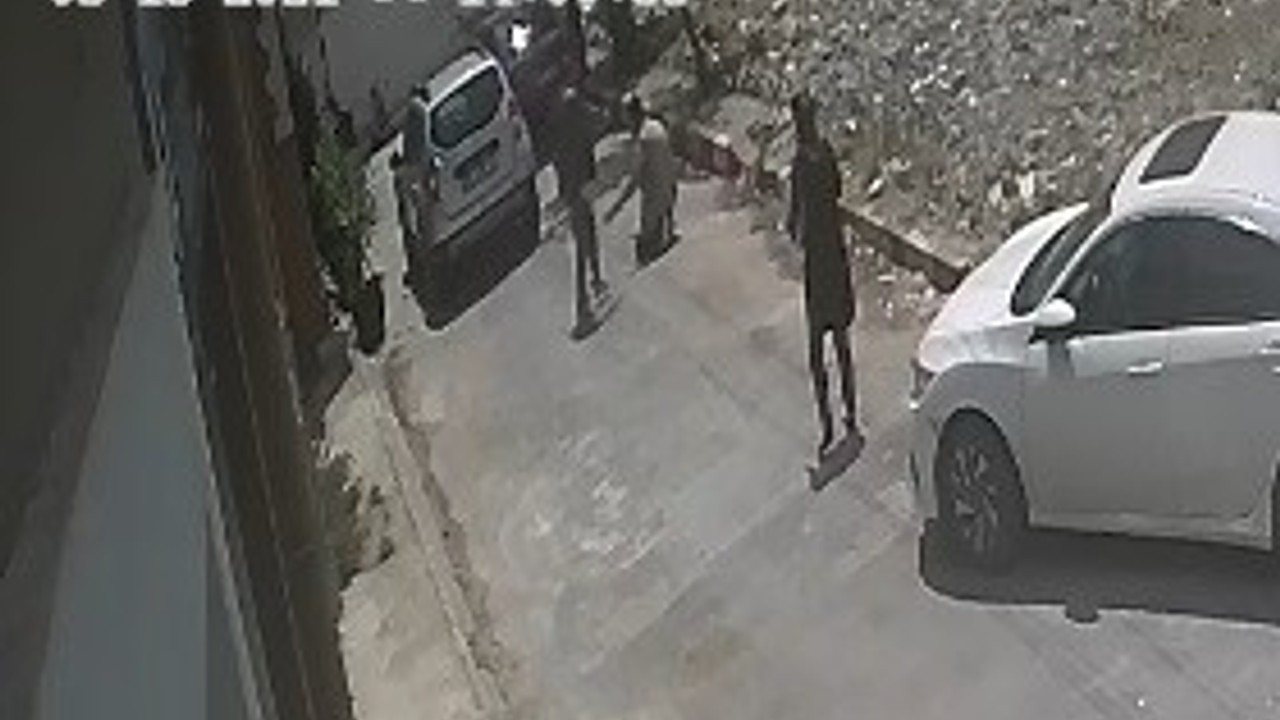 İzmir'de avukata silahlı tehdit ve darp olayında yeni görüntüler ortaya çıktı
