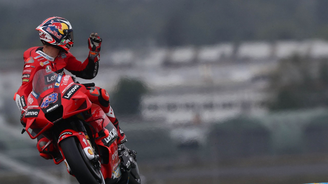 MotoGP'de yeni durak Almanya