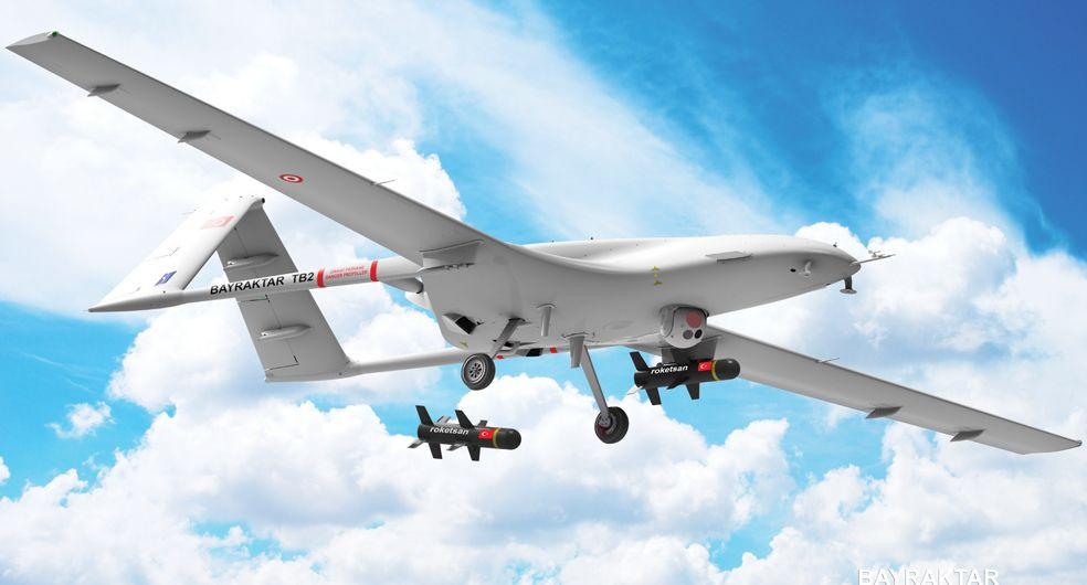 Öve öve bitiremediler! Almanya'dan silahlı insansız hava araçlarına övgü! - Sayfa 3