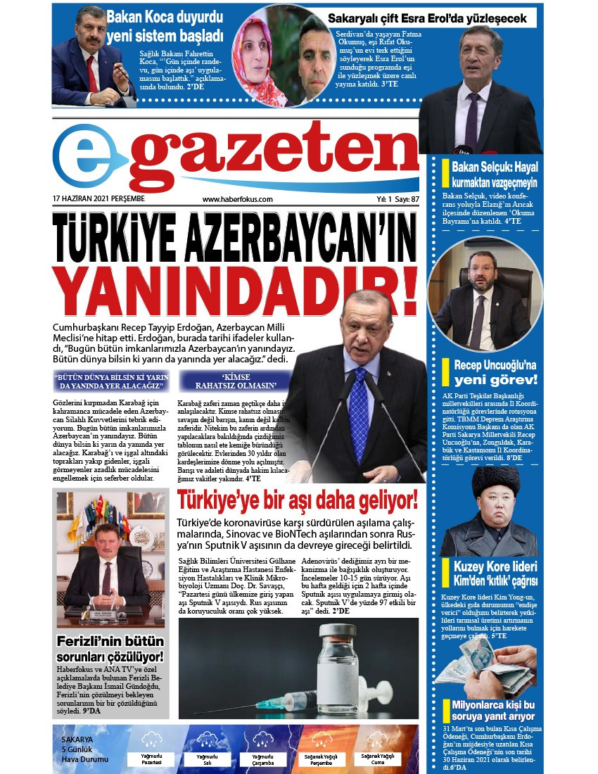 E-Gazeten 2021-06-17