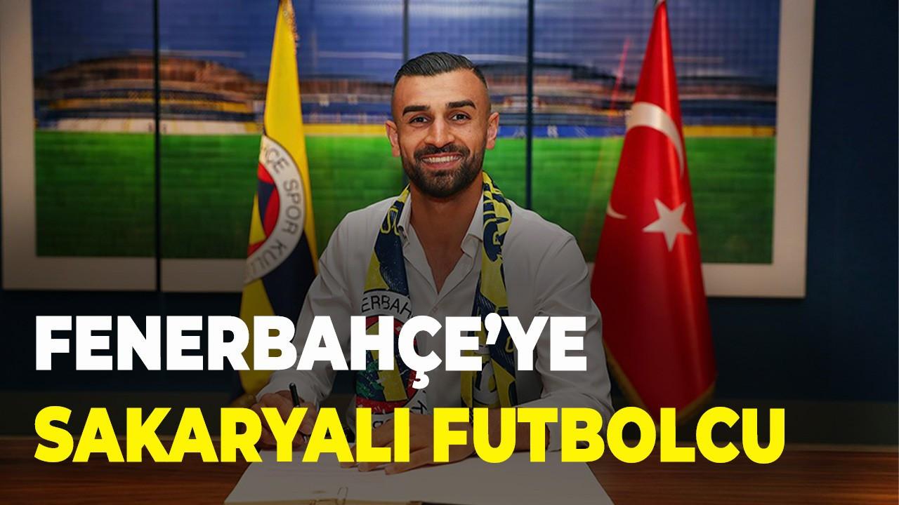 Fenerbahçe'ye Sakaryalı futbolcu