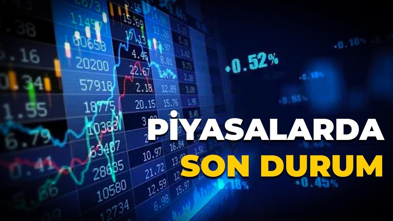 PİYASALAR - BIST100 yüzde 0.78 düştü, dolar 8.53 lirada