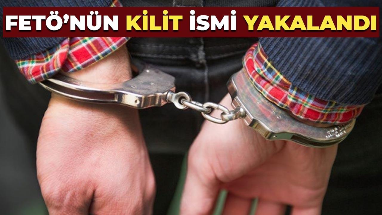 İstanbul'da Fetö'nün Kilit İsmi Yakalandı