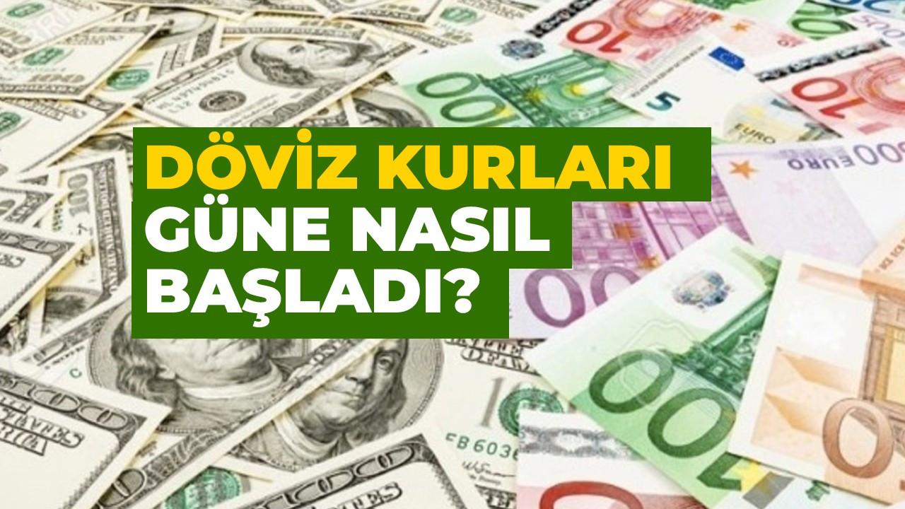 Dolar ve euro bugün ne kadar? Dolar kaç TL? Euro kaç TL? 24 Eylül 2021 döviz kurları