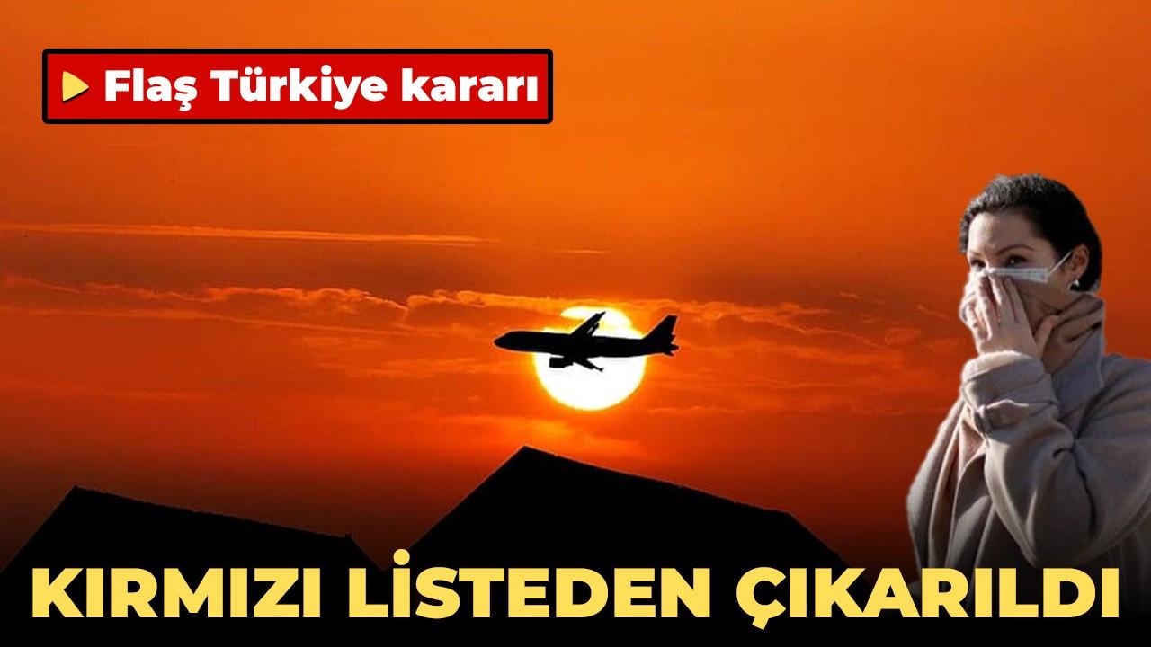 Fransa'dan 'Türkiye' için seyahat kararı