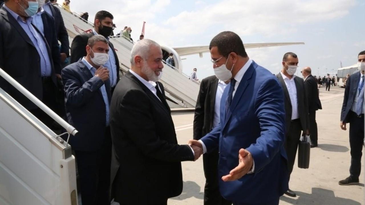 Hamas lideri Haniye'den Fas'a ziyaret