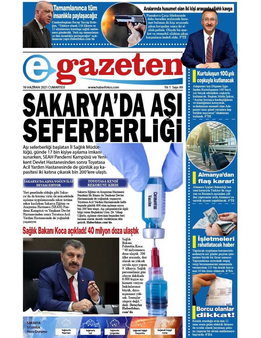 E-Gazeten 2021-06-19