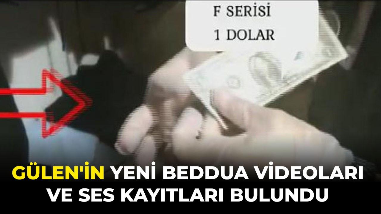 Gülen'in yeni beddua videoları ve ses kayıtları bulundu