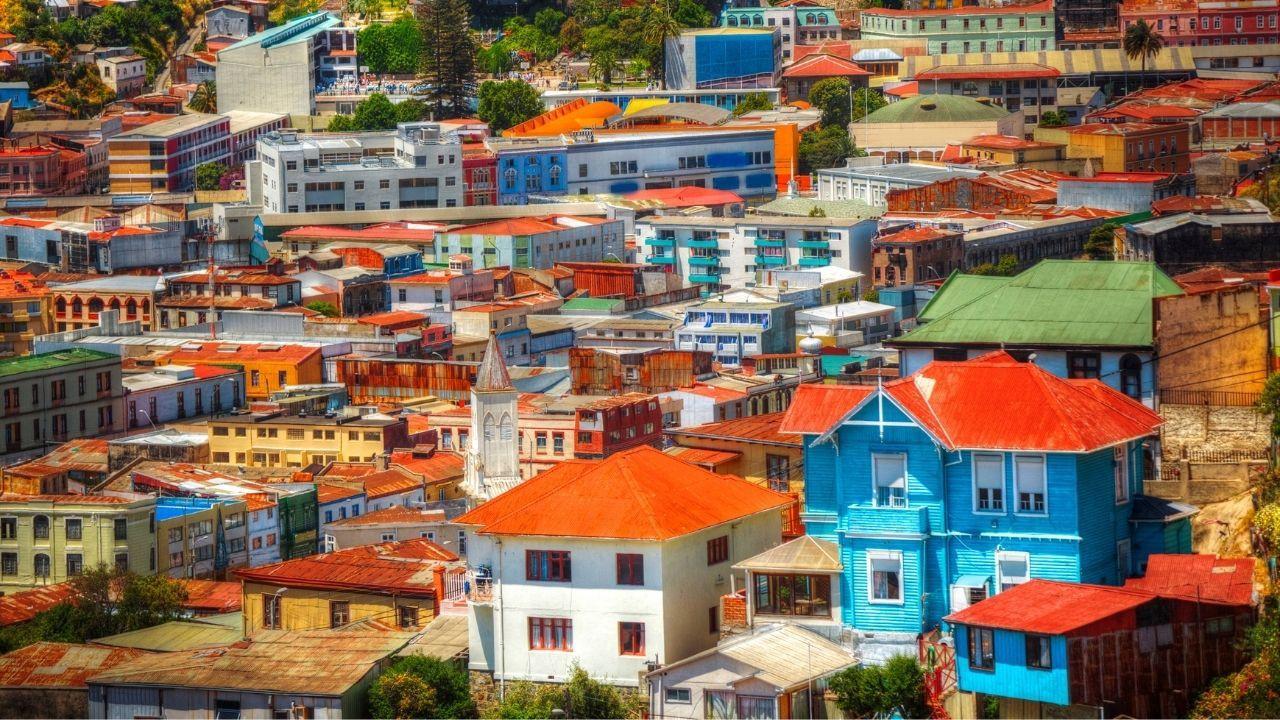 Şili'nin renkli şehri: Valparaiso - Sayfa 3