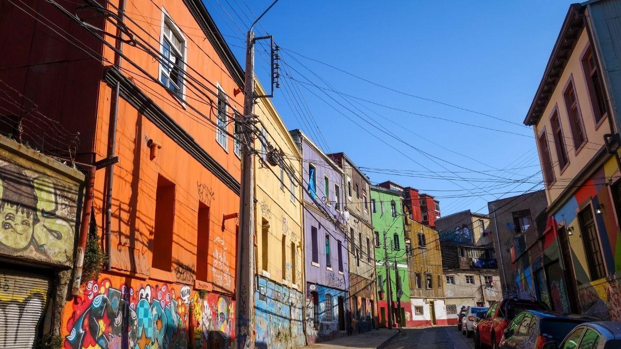 Şili'nin renkli şehri: Valparaiso - Sayfa 4