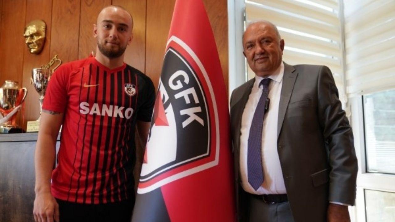 Doğan Erdoğan Gaziantep FK'da