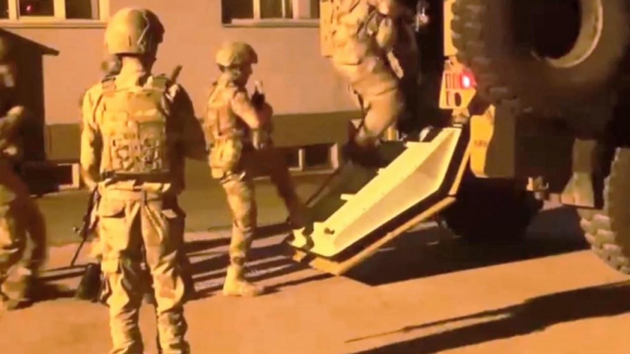 Van merkezli  PKK/KCK operasyonu: 7 gözaltı