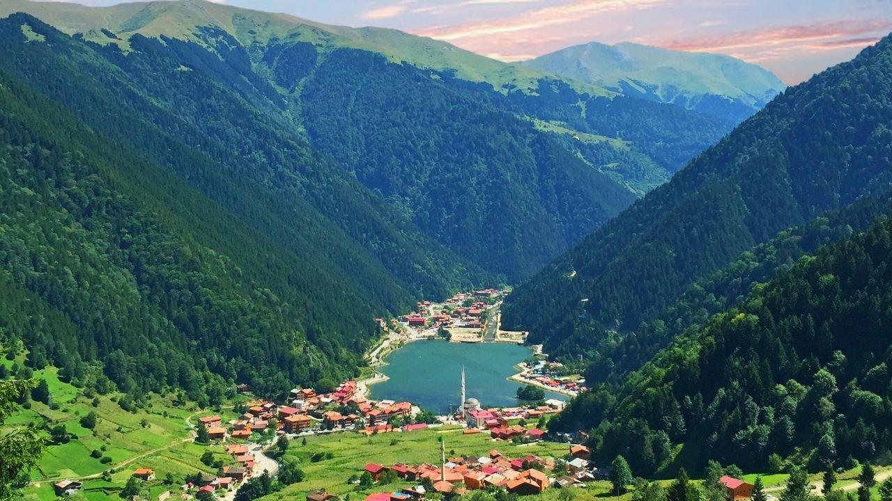 Karadeniz'in Göz Bebeği: Uzungöl - Sayfa 1