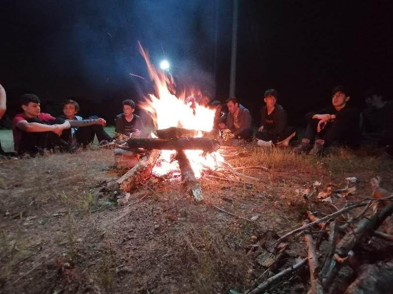Her yıl düzenlenen yaz gençlik kampları başladı - Sayfa 4