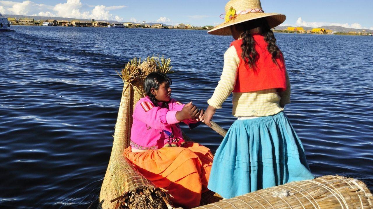 Titikaka güzelliğiyle büyülüyor! - Sayfa 3