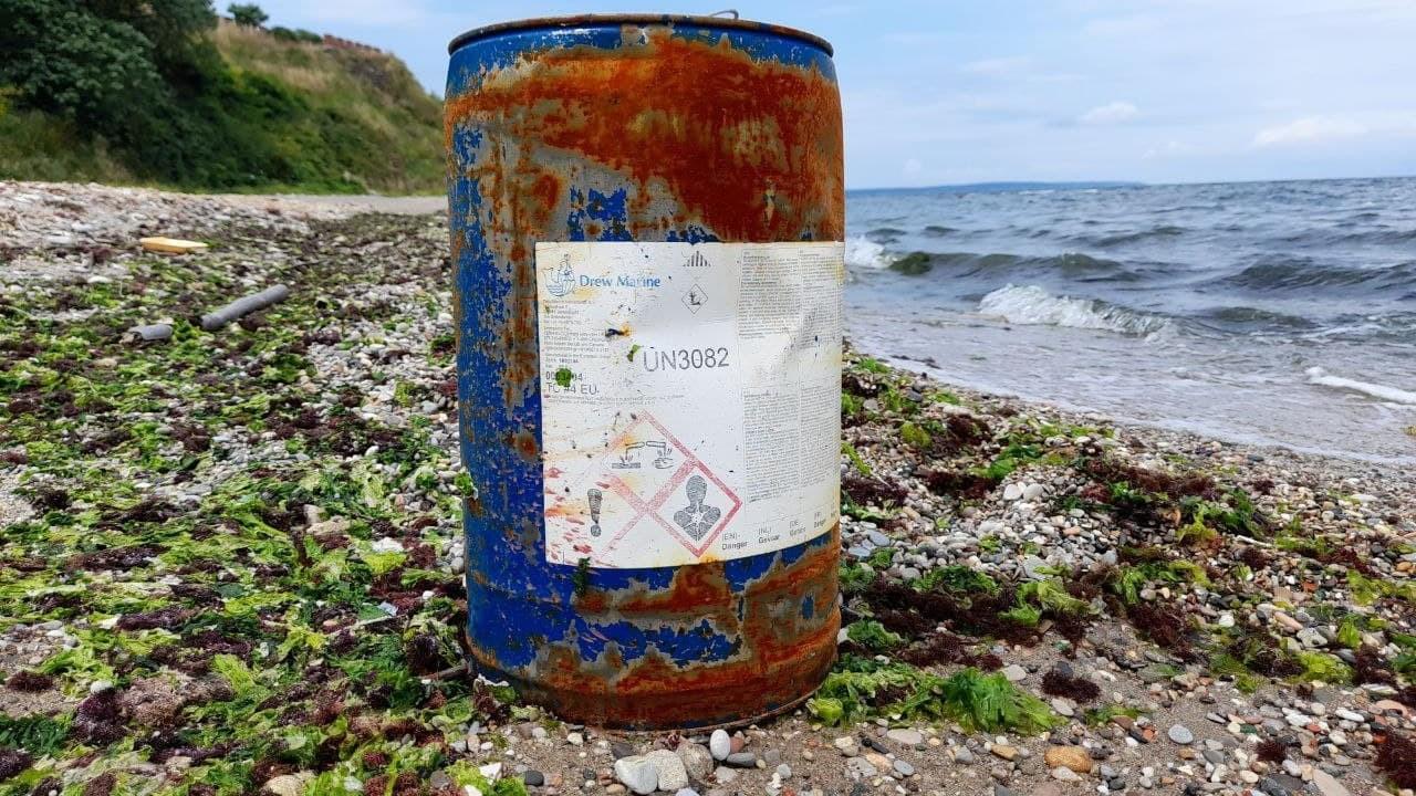 'Tehlike' kıyıya vurdu