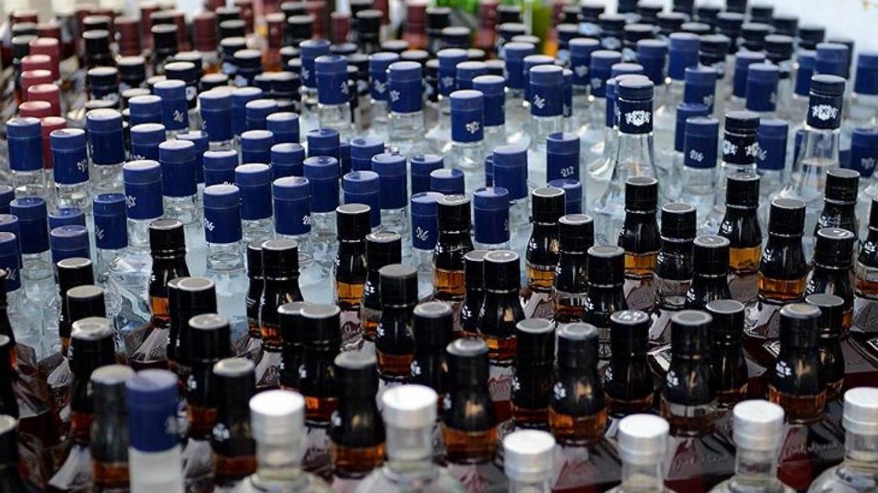 sahte alkol zehirlenmelerinde  başvuru sayısı 24'e çıktı