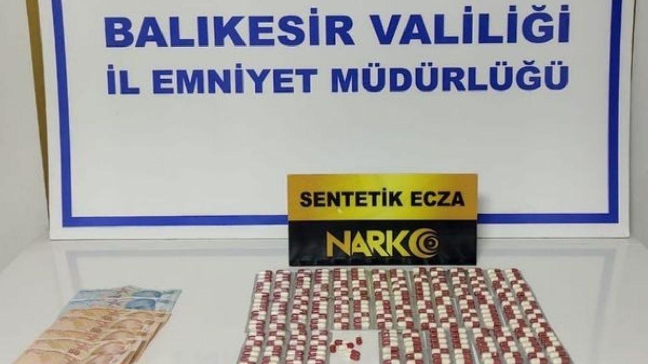 Balıkesir'de huzur operasyonlarında 51 şahsa gözaltı
