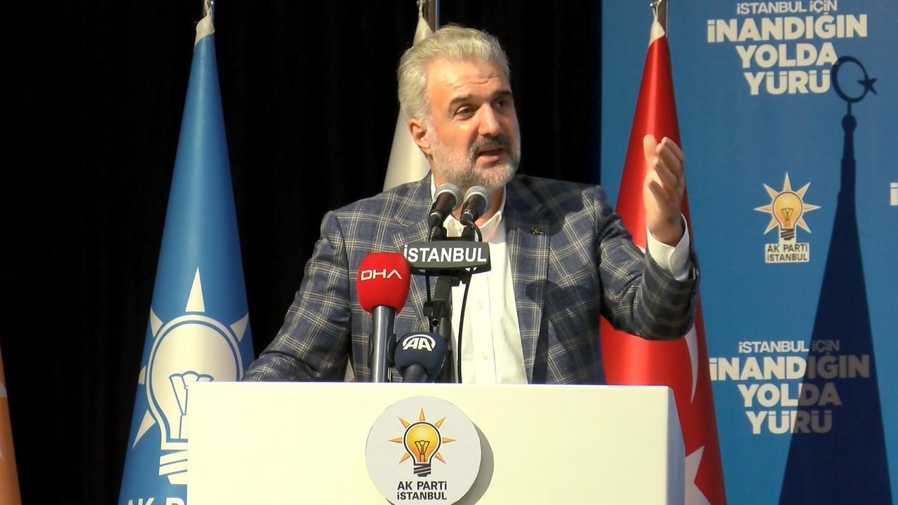 AK Parti İstanbul Teşkilatı, Kore ve Kıbrıs gazileriyle buluştu