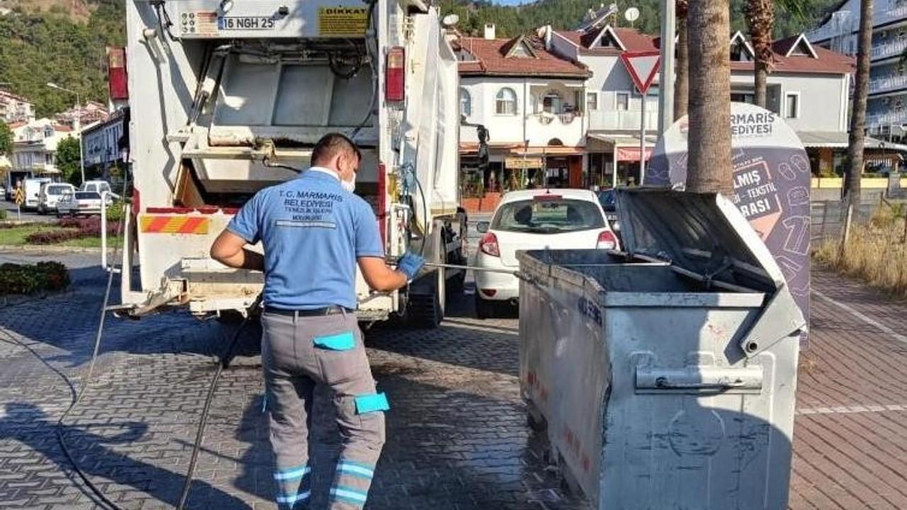 Marmaris'te temizlik işçilerine bıçaklı saldırı