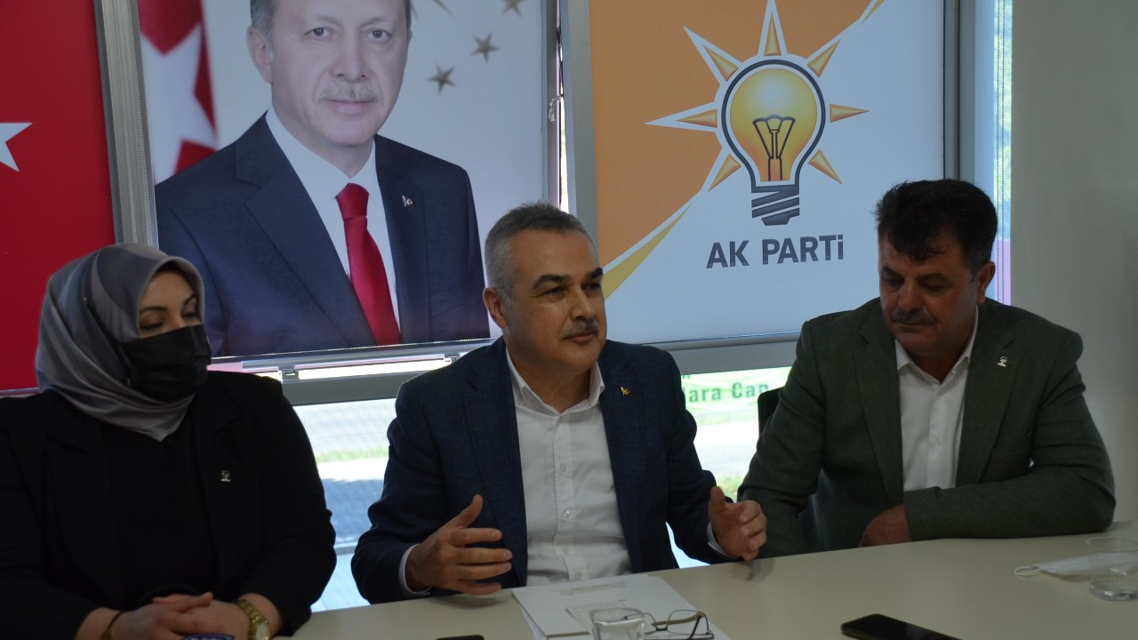AK Parti'li Savaş'tan Didim'e doğalgaz müjdesi!