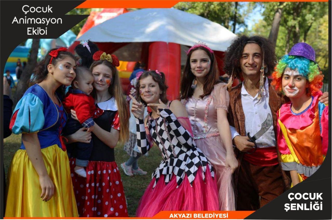 Akyazı Belediyesi Çocuk Şenliği 17-18 Temmuzda başlıyor - Sayfa 1